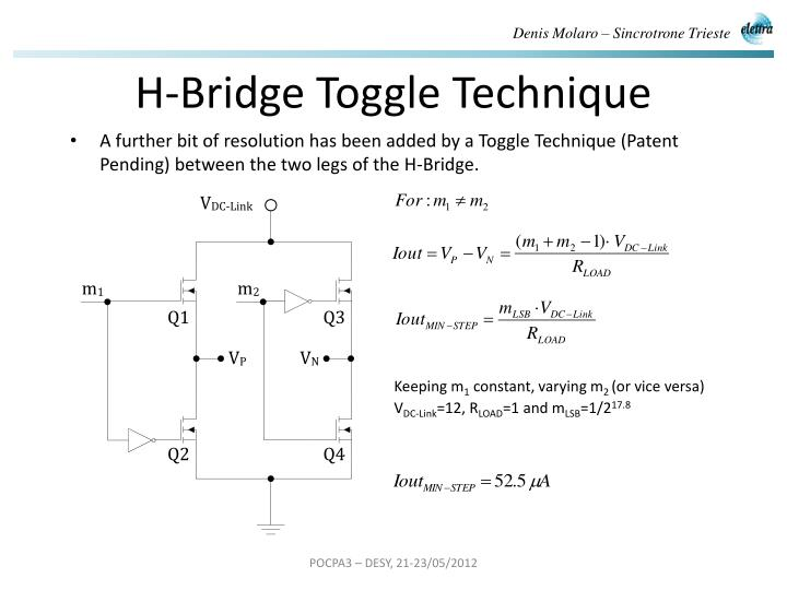 H-Bridge Toggle Technique