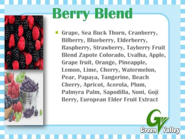 Berry Blend