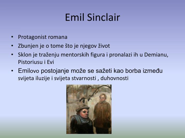 Emil Sinclair
