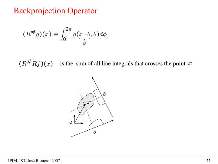 is the  sum of all line integrals that crosses the point