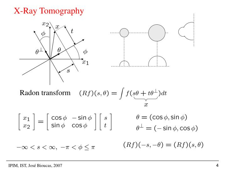 X-Ray Tomography