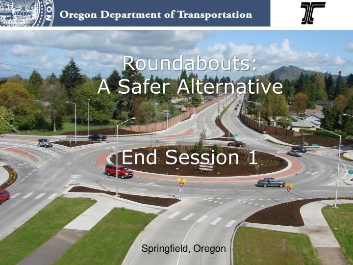 Roundabouts: