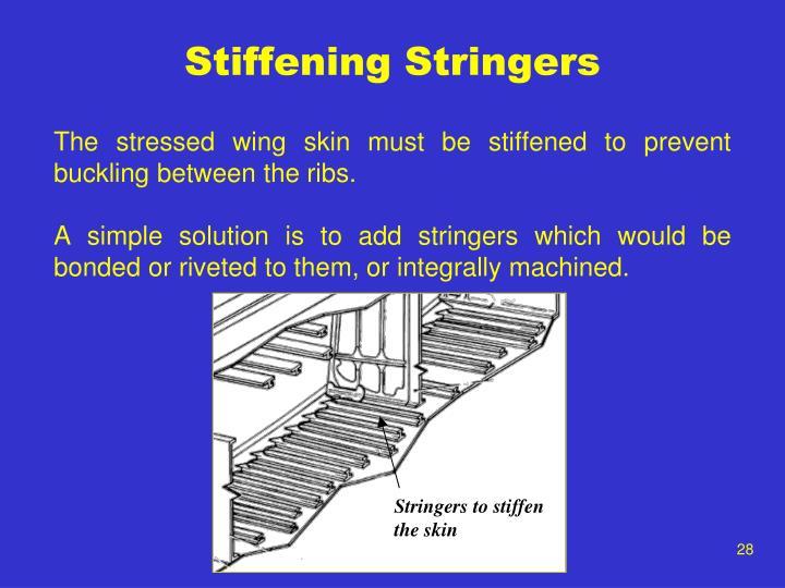 Stiffening Stringers