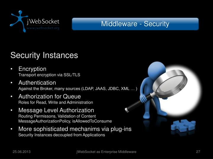 Middleware - Security