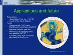 applications and future