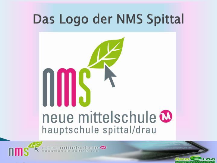 Das Logo der NMS Spittal
