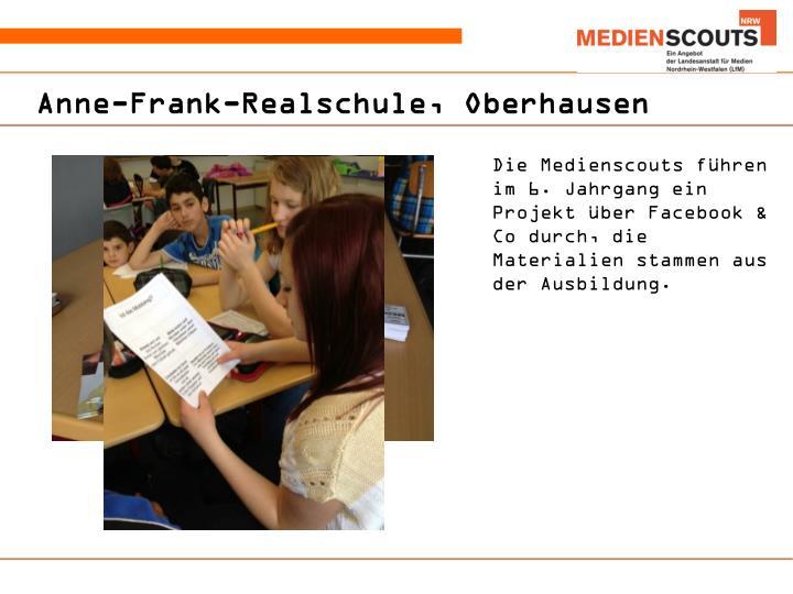 Anne-Frank-Realschule, Oberhausen