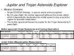 jupiter and trojan asteroids explorer