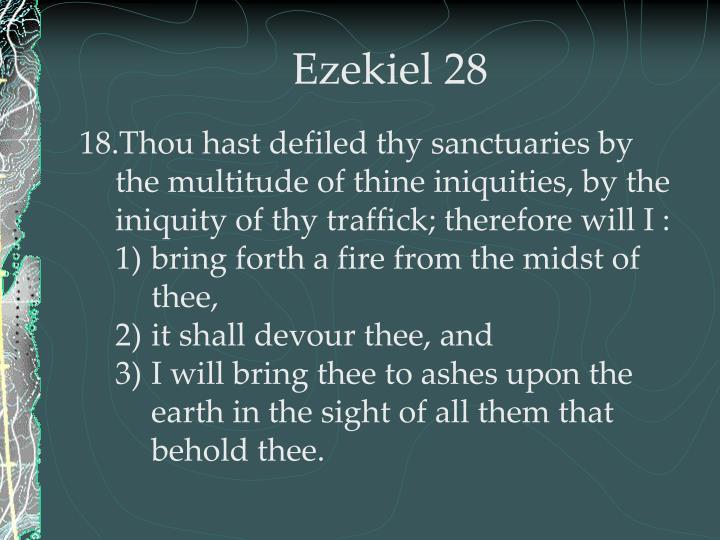 Ezekiel 28