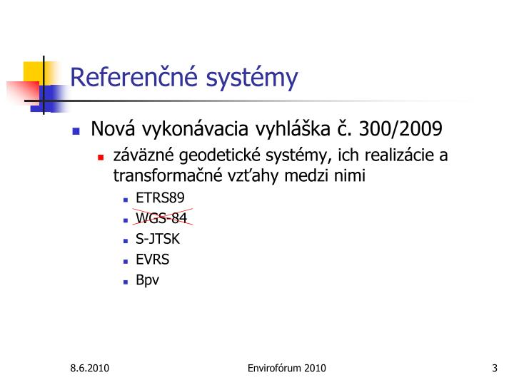 Referenčné systémy