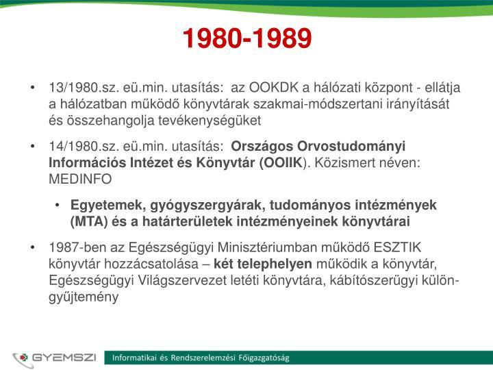 1980-1989
