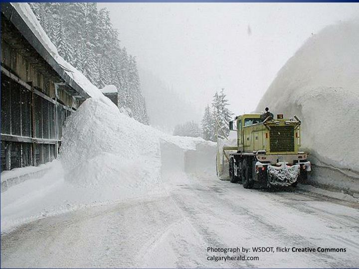 Photograph by: WSDOT,
