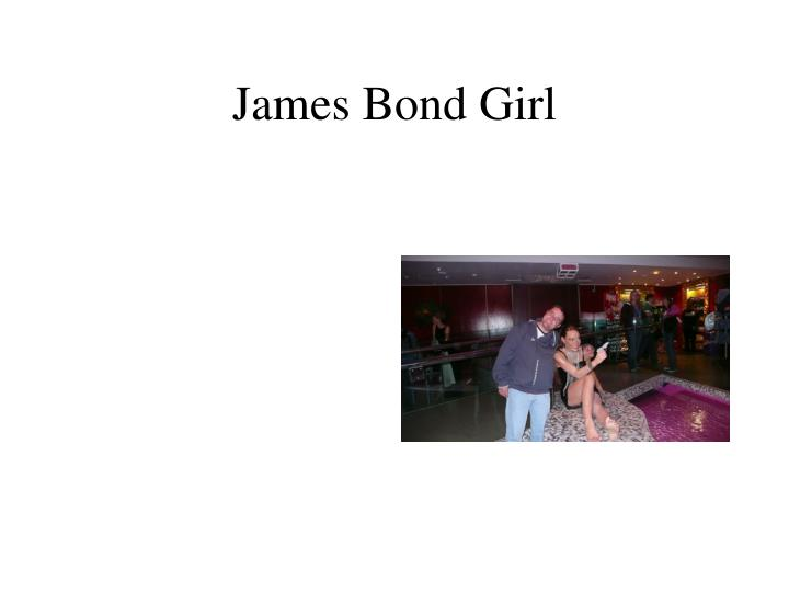 James Bond Girl