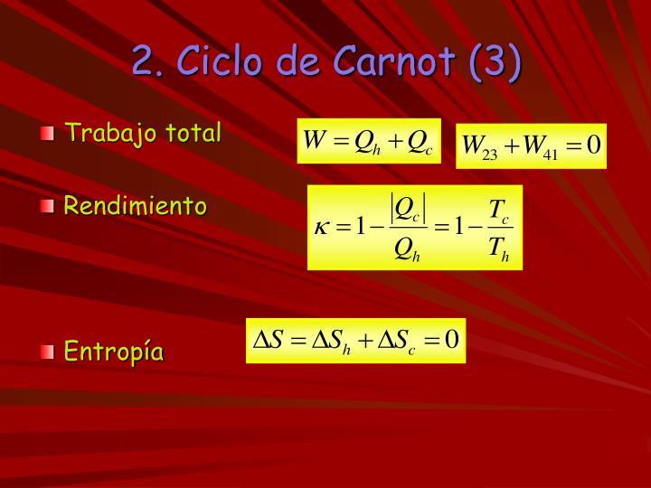 2. Ciclo de Carnot (3)