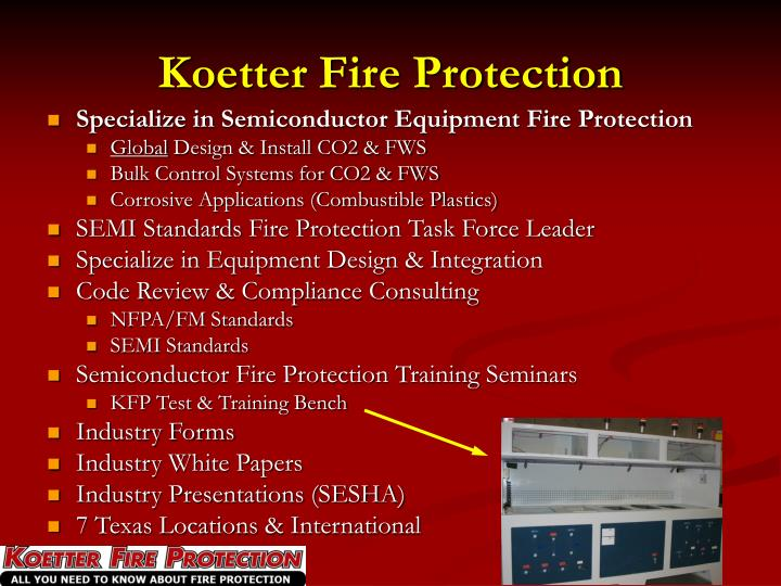 Koetter Fire Protection