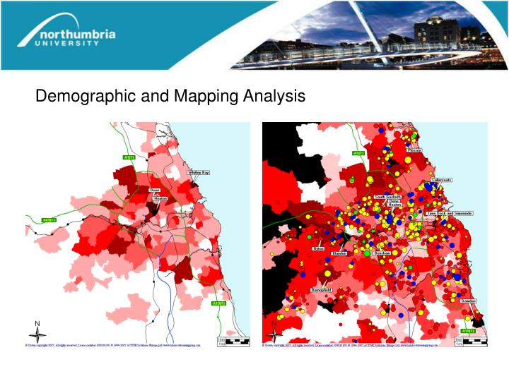 Demographic and Mapping Analysis