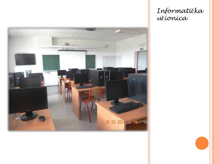 Informatička učionica