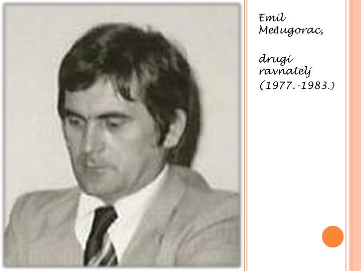 Emil Međugorac,