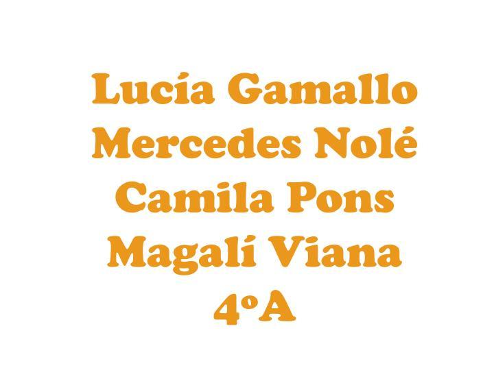 Lucía Gamallo