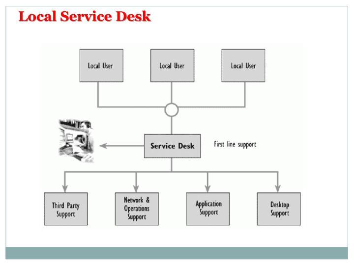 Local Service Desk
