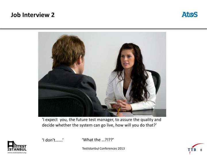 Job Interview 2