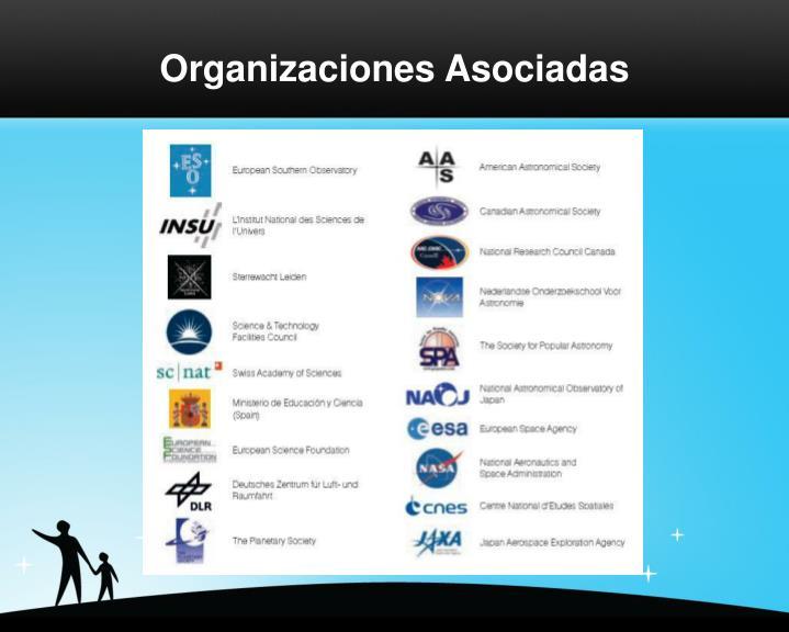 Organizaciones Asociadas