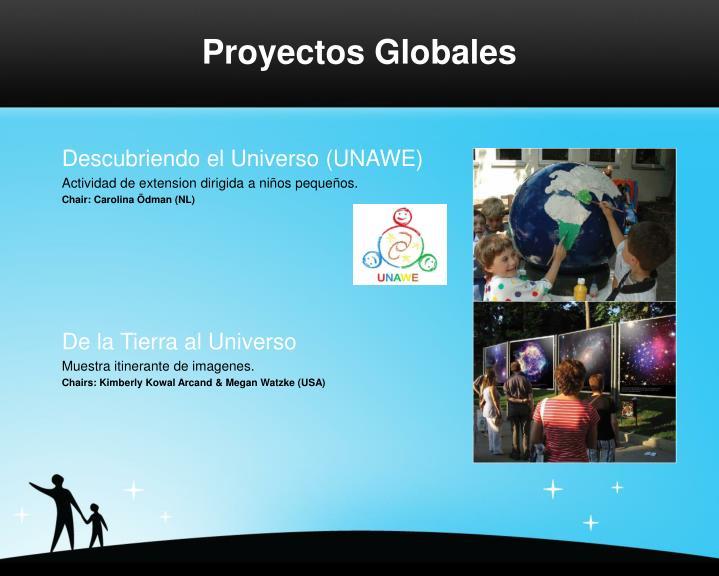 Proyectos Globales