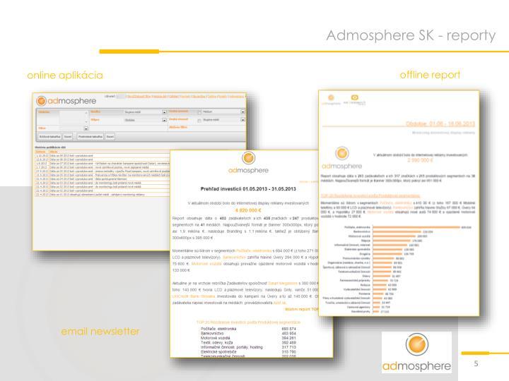 Admosphere SK