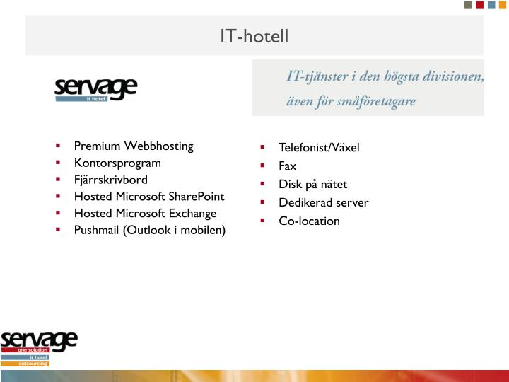 IT-hotell