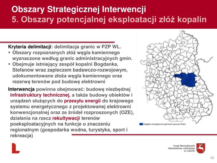 Obszary Strategicznej Interwencji