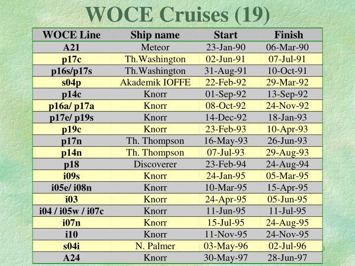 WOCE Cruises (19)