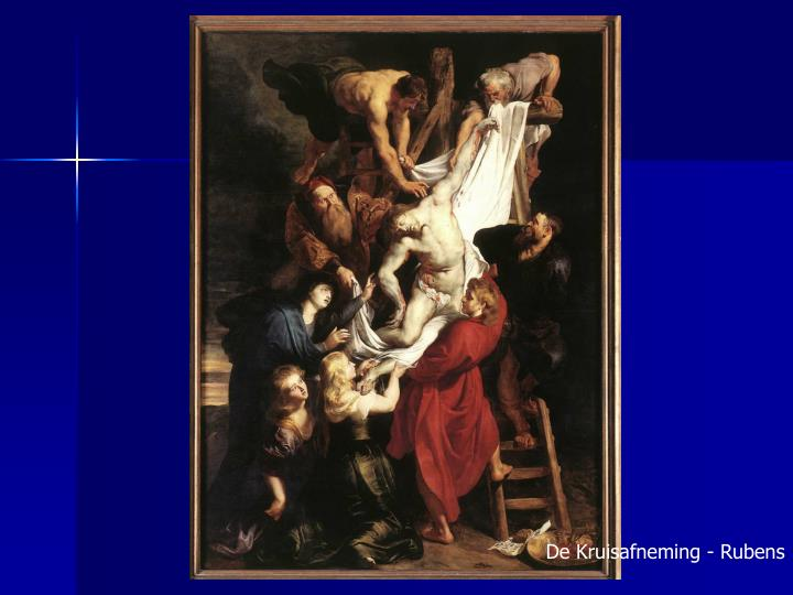 De Kruisafneming - Rubens