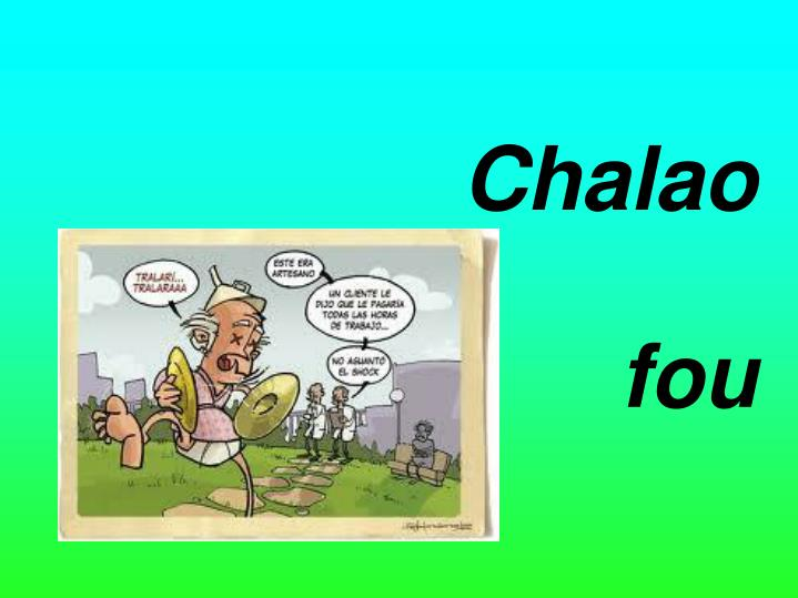 Chalao