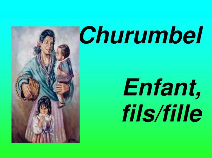 Churumbel