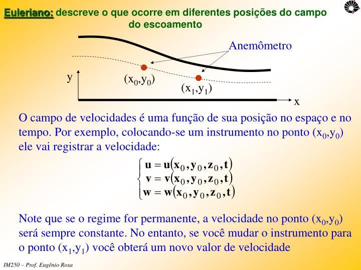 Euleriano: