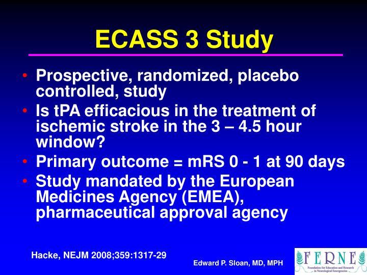 ECASS 3 Study