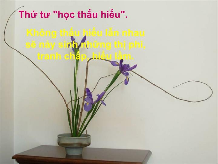 """Th t """"hc thu hiu""""."""