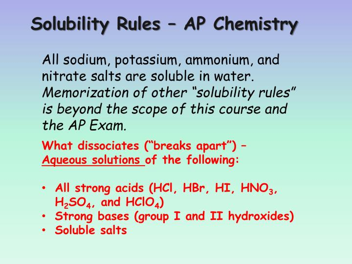 chemistry 12 solubility review Chemistry 12 unit 3 - solubility of ionic substances unit 3 review sheet page 2 7 what is meant by a polar molecule 8 draw a diagram of a water molecule showing the polarity.