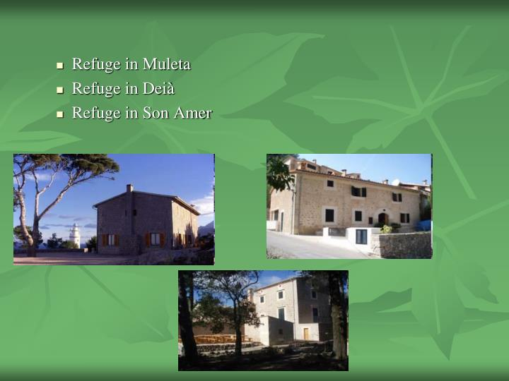 Refuge in Muleta