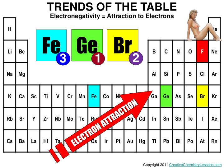 TRENDS OF THE TABLE