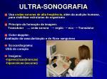 ultra sonografia
