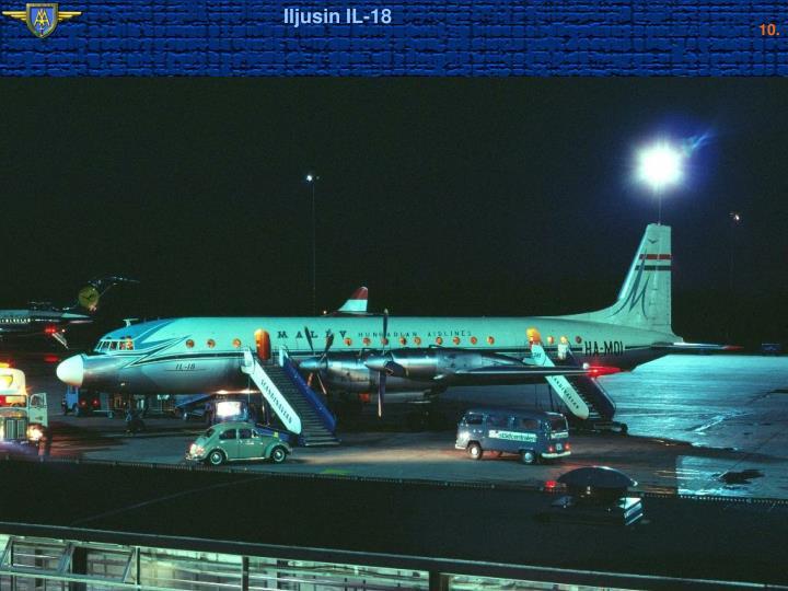 Iljusin IL-18