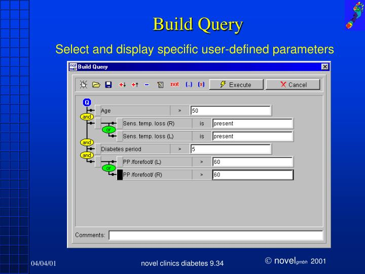 Build Query