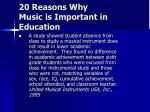 20 reasons why music is important in education6