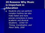 20 reasons why music is important in education8