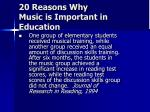20 reasons why music is important in education9