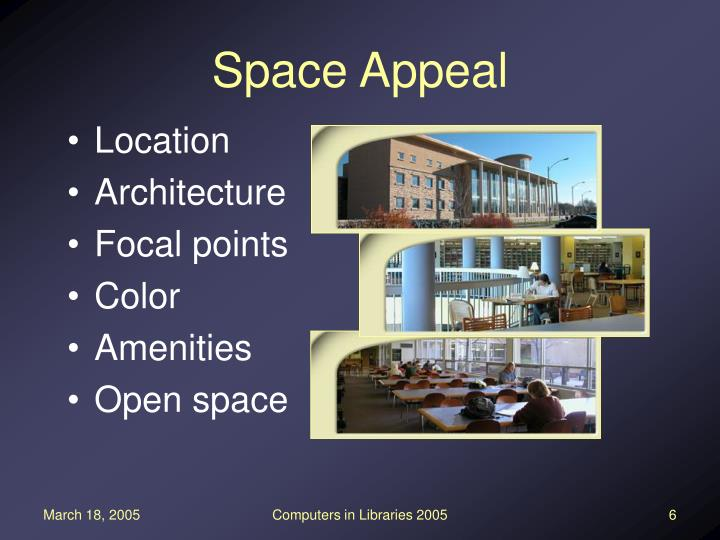 Space Appeal