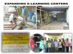 expanding e learning centers