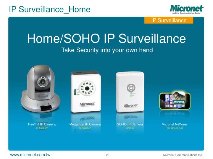 IP Surveillance_Home