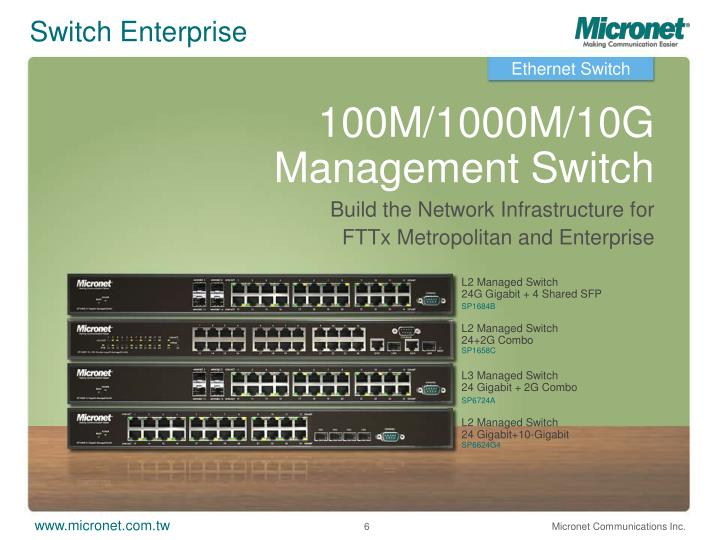 Switch Enterprise
